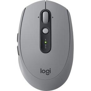 Logitech M590 Silent trådløs mus, Grå