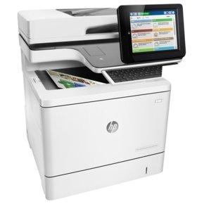 HP Color LaserJet MFP M577c farveprinter