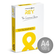 Rey Text & Graphics Kopipapir A4/100g/500ark