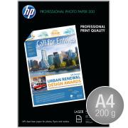 HP Q6550A mat laserfoto, A4/200g/100ark