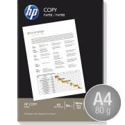 HP Copy Kopipapir A4/80g/500ark