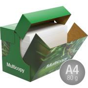 Multicopy Kopipapir A4/80gram/2500ark/Xpressbox