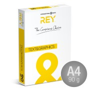 Rey Text & Graphics Kopipapir A4/90g/500ark