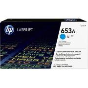 HP nr. 653A/CF321A lasertoner, blå, 16500s