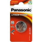 Panasonic CR2450 knapcelle batteri