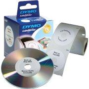 Dymo LW CD etiketter