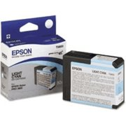 Epson C13T580500 blækpatron, lys blå, 80ml