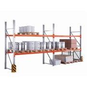 META pallereol, 440x180x80, 2200/7500 kg, Tilbyg