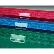 Indstik til Twinlock plastfane A4 ark til print