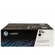 HP 85A/CE285AD Laser toner, sort, 1600s dual-pack