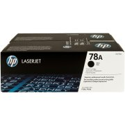 HP 78A/CE278AD laser toner, sort, 2100s dual-pack