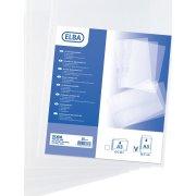 Elba lomme A3, PP, 0.12mm, højformat, 25 stk.