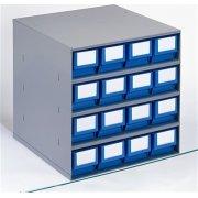 Lagermagasin XL eksk. systemkasser (DxH) 400x81 mm