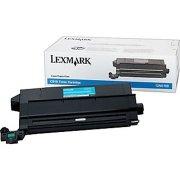 Lexmark 12N0771 lasertoner, sort, 14000s