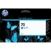 HP nr.70/C9452A blækpatron, blå