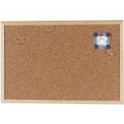 Pinboard opslagstavle, 30 x 40, kork
