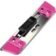 Leitz Active hulapparat til brevordner, pink