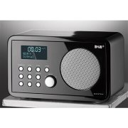 Scansonic DA-200 DAB-radio, sort