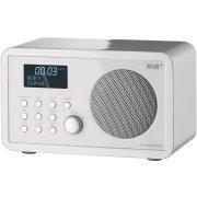 Scansonic DA-200 DAB-radio, hvid