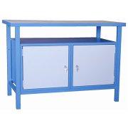 Güde arbejdsbord, 2 underskabe, L.120xB.60 cm
