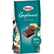 Premium Italien Compliments, 1 kg. ass. chokolader