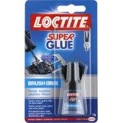 Loctite super glue, brush-on