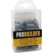 Probuilder bitskasse t10, 50 dele