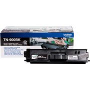 Brother TN900BK Lasertoner, sort, 6000 s.