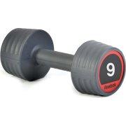 Reebok Gummi Håndvægt, 9 kg