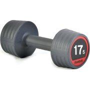 Reebok Gummi Håndvægt, 17.5 kg