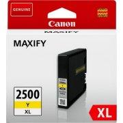 Canon PGI-2500XL Maxify blækpatron, gul