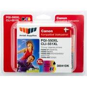 MM Sampak - Canon PGI-550XL & CLI-551XL