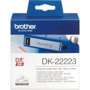 Brother DK22223 papirtape, 50mm, hvid