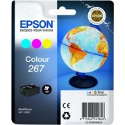 Epson T267040 blækpatron, farve
