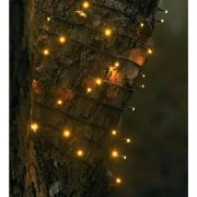 David lyskæde, 24 m, 160 LED lys