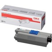OKI 44469803 lasertoner, sort, 3500s