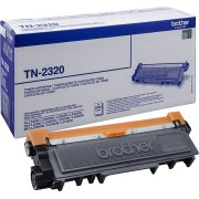 Brother TN2320 Lasertoner, sort, 2400 s.