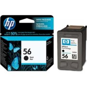 HP nr.56/C6656AE blækpatron, blister, sort, 450s