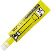 Stabilo Boss 70/24 refill til overst.penne, gul