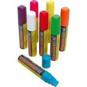 Market sæt 6 mm, 8 stk. farver