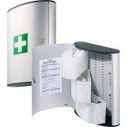 Durable Førstehjælpsskab Large, med indhold