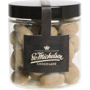 Sv. Michelsen mandler med flødechokolade, 150 g
