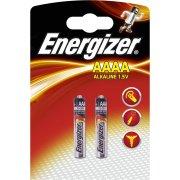 Energizer Battery AAAA/LR61 Ultra+, 2 stk.