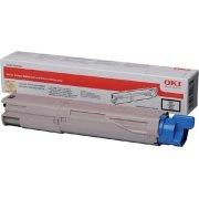 OKI 45862840 lasertoner, sort, 7.300s.