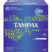 Tampax Super Tampon, 33 stk.