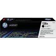 HP nr.128A/CE320A lasertoner, sort