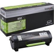 Lexmark 60F2000 lasertoner, sort, 2500s