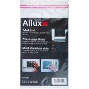 Allux Tal 13 og 26 mm, hvid, 60 stk.