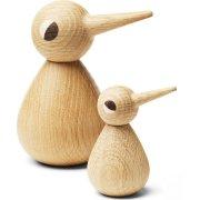 Kristian Vedel Bird gavesæt, stor + lille, natur