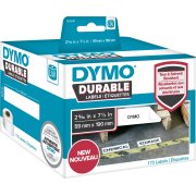Dymo LabelWriter Durable etiketter str. 59 x 190mm